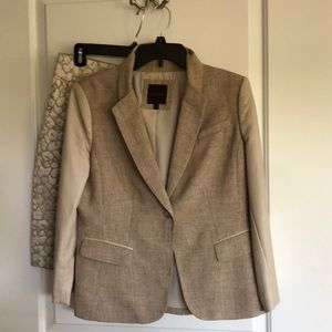Limited brand skirt suit